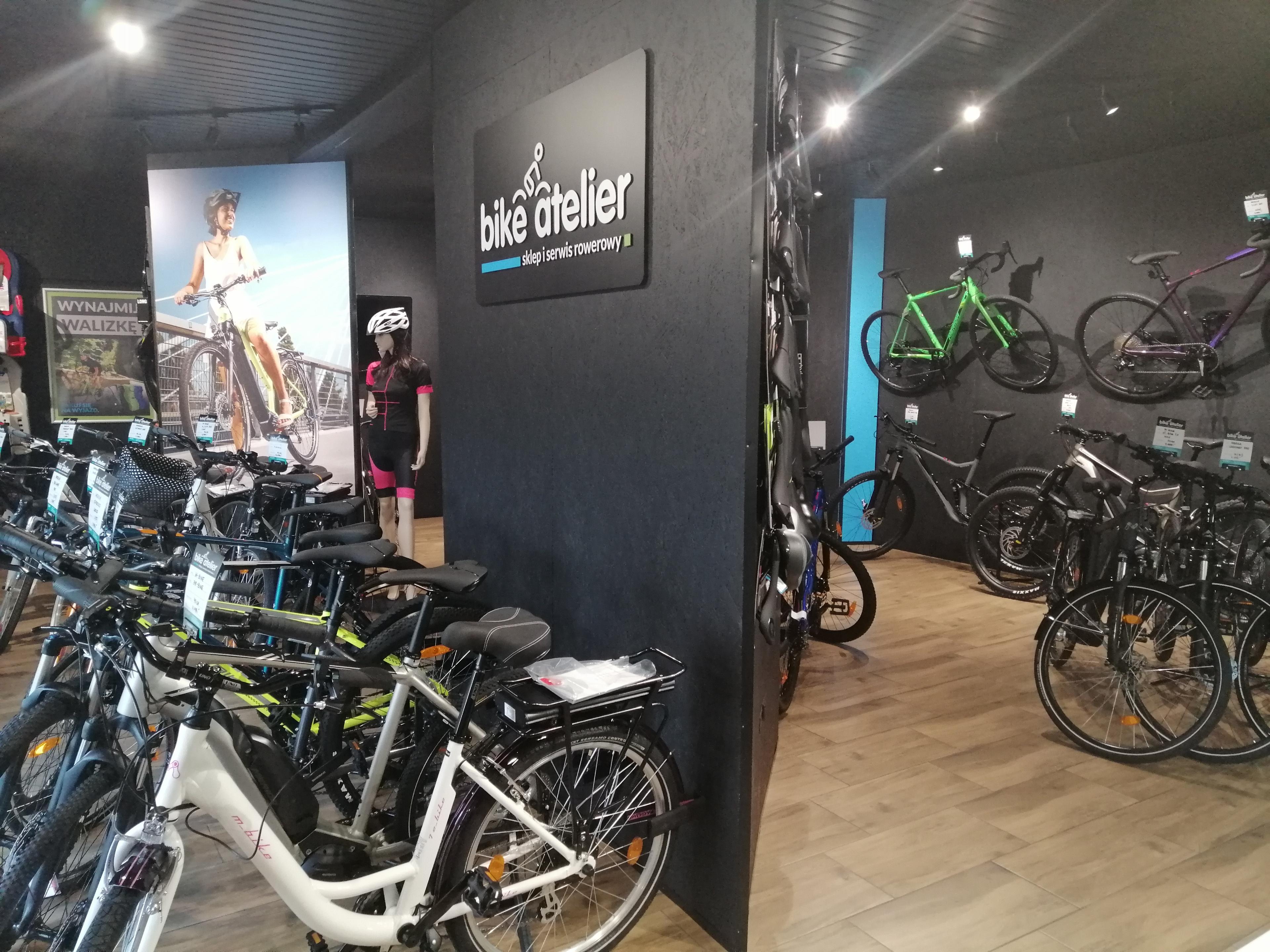 sklep rowerowy Pszczyna Bike Atelier